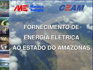 FORNECIMENTO DE  ENERGIA ELÉTRICA  AO ESTADO DO AMAZONAS