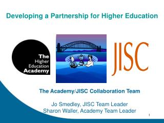 Developing a Partnership for Higher Education