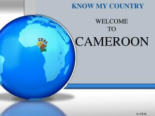 KNOW MY COUNTRY