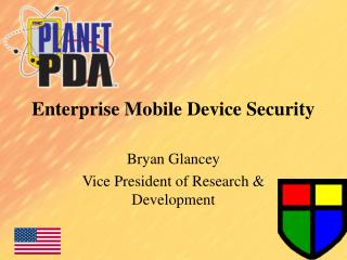 Enterprise Mobile Device Security