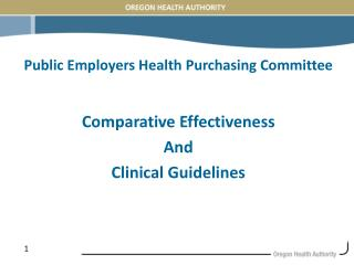 Public Employers Health Purchasing Committee