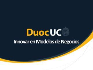 Innovar en Modelos de Negocios
