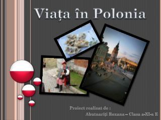 Viața în Polonia