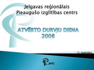 Jelgavas reģionālais  Pieaugušo izglītības centrs