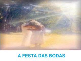 A FESTA DAS BODAS