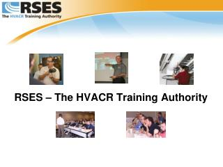 RSES � The HVACR Training Authority