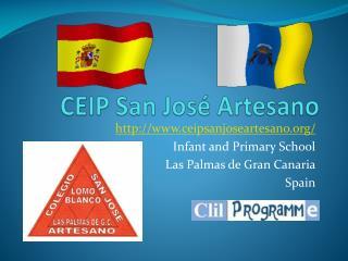 CEIP  S an José Artesano