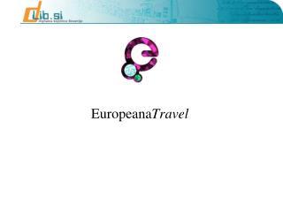 Europeana Travel
