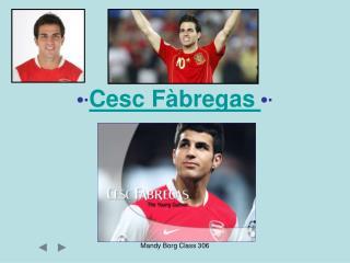 �? Cesc F�bregas �?