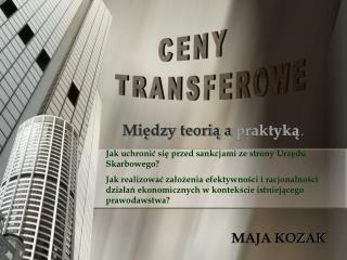MAJA KOZAK