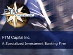 FTM Capital Inc.