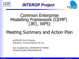 INTEROP Project