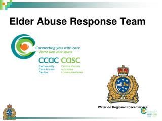 Elder Abuse Response Team
