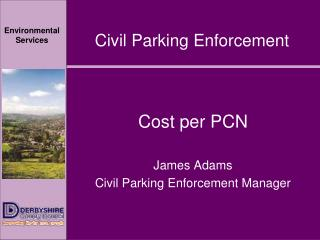 Civil Parking Enforcement