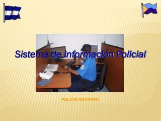 Sistema de Información Policial