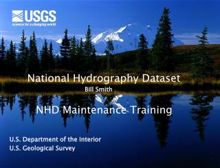 National Hydrography Dataset