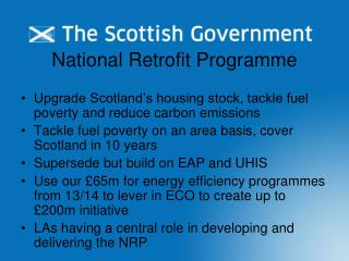 National Retrofit Programme