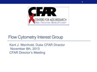 Flow  Cytometry  Interest Group