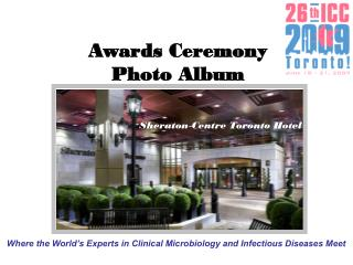 Awards Ceremony Photo Album