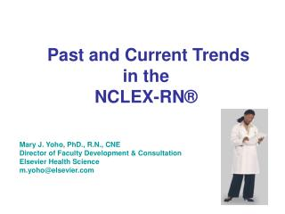 Past and Current Trends in the NCLEX-RN