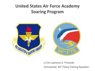 United States Air Force Academy Soaring Program