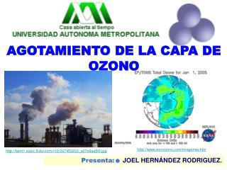Presenta:☻  JOEL HERNÁNDEZ RODRIGUEZ.