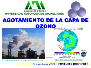 Presenta:?  JOEL HERN�NDEZ RODRIGUEZ.