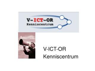 V-ICT-OR Kenniscentrum