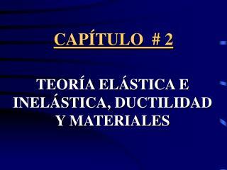 CAPÍTULO  # 2