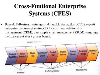 Cross-Funtional Enterprise Systems (CFES)