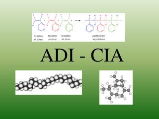 ADI - CIA