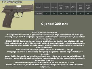 Cijena:1200  KM