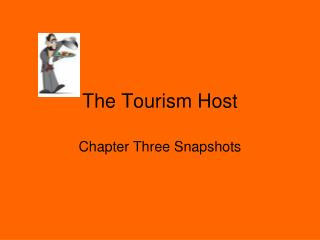 The Tourism Host