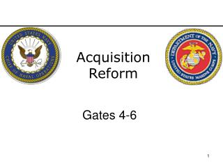 Acquisition Reform