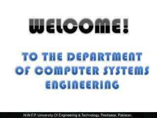 N-W.F.P. University Of Engineering & Technology, Peshawar, Pakistan.