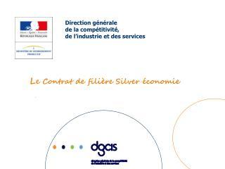 Direction générale  de la compétitivité,  de l'industrie et des services