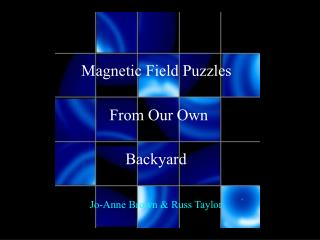 Magnetic Field Puzzles