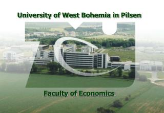 University of West Bohemia in P ilsen