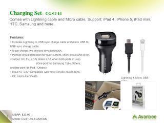 Charging Set – CGST-14