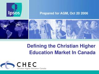 Defining the Christian Higher Education Market In Canada