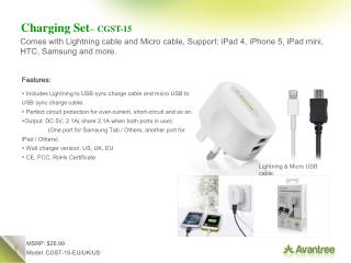 Charging Set – CGST-15