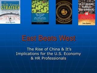 East Beats West