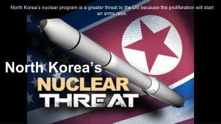 North Korea�s