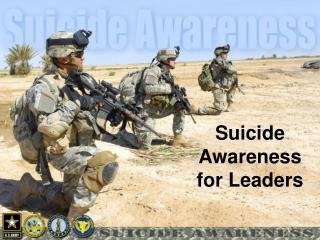 Suicide Awareness for Leaders