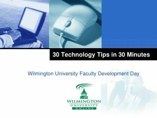 30 Technology Tips in 30 Minutes