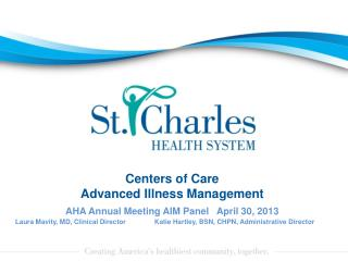 Centers of Care Advanced Illness Management