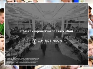 ethics • empowerment • execution