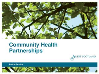 Community Health Partnerships
