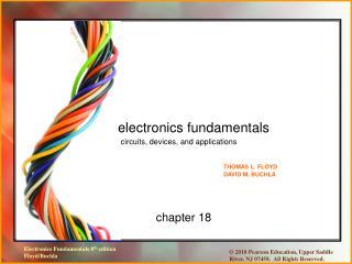 Electronics fundamentals