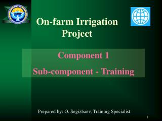 On-farm Irrigation Project